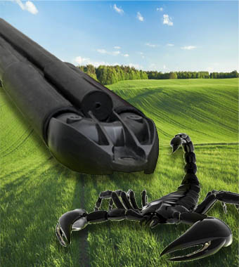 Skorpion green